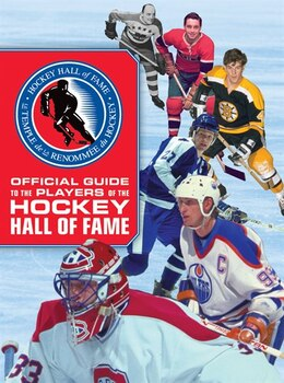 Book Official Guide to the Players of the Hockey Hall of Fame by Andy Bathgate
