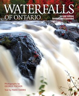 Book Waterfalls of Ontario by Mark Harris
