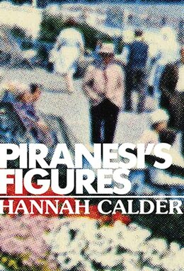 Book Piranesi's Figures by Hannah Calder