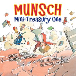 Book Munsch Mini-Treasury One by Robert Munsch