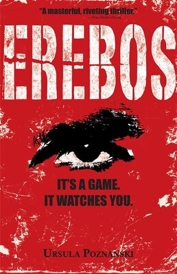 Book Erebos: It's a game. It watches you. by Ursula Poznanski