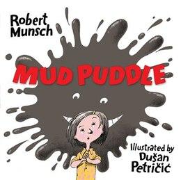 Book Mud Puddle by Robert Munsch