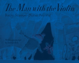 Book The Man With the Violin by Kathy Stinson