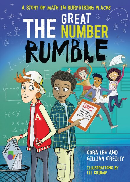 The Great Number Rumble: Revised Edition by Cora Lee