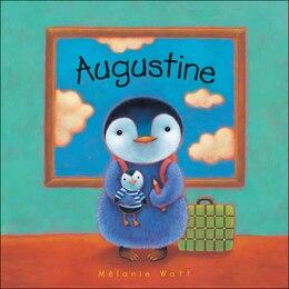 Book Augustine by Mélanie Watt