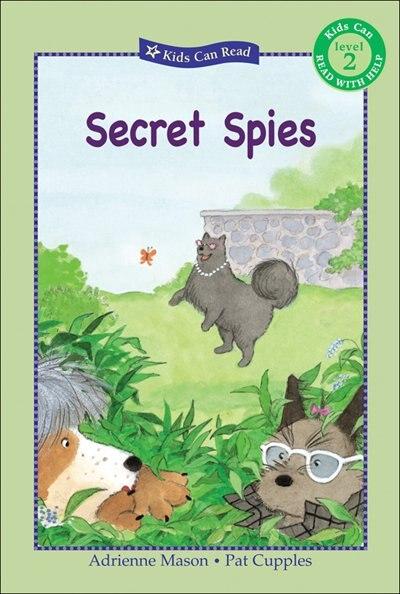 Secret Spies by Adrienne Mason