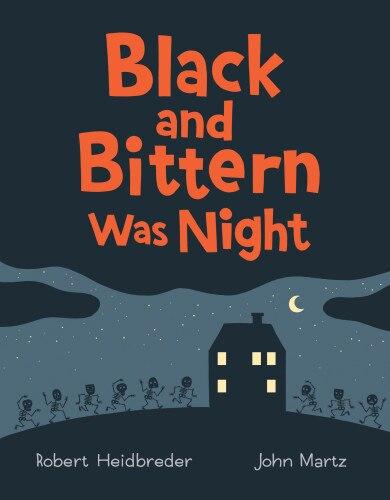 Black and Bittern Was Night by Robert Heidbreder