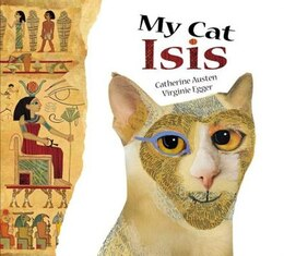 Book My Cat Isis by Catherine Austen