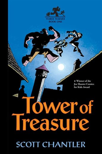 Tower of Treasure by Scott Chantler