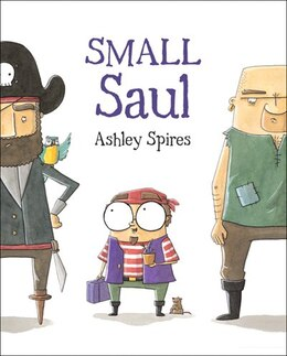 Book Small Saul by Ashley Spires