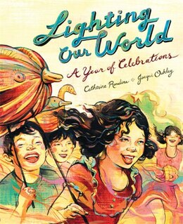 Book Lighting Our World: A Year of Celebrations by Catherine Rondina