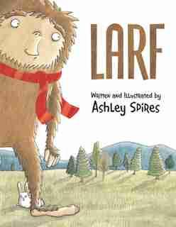 Larf by Ashley Spires