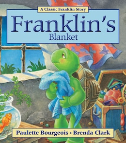 Book Franklin's Blanket by Paulette Bourgeois