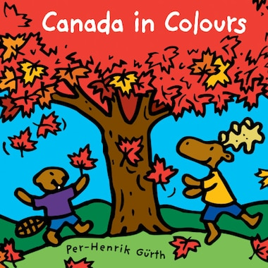 Canada in Colours by Per-henrik Gürth