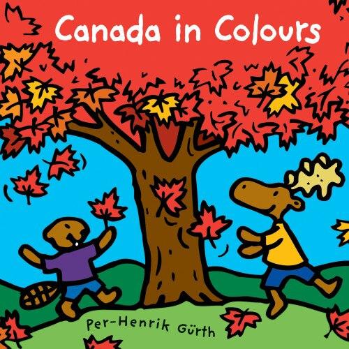 Canada in Colours by Per-henrik Gürth