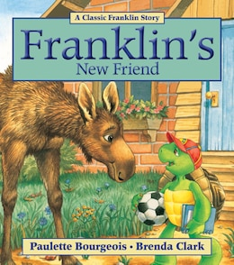 Book Franklin's New Friend by Paulette Bourgeois