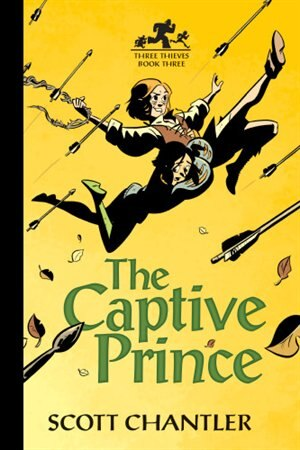 The Captive Prince by Scott Chantler