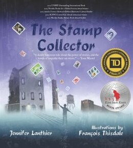 Book The Stamp Collector by Jennifer Lanthier