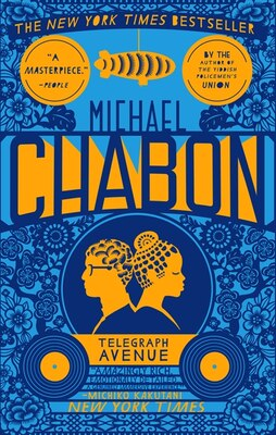 Book Telegraph Avenue by Michael Chabon