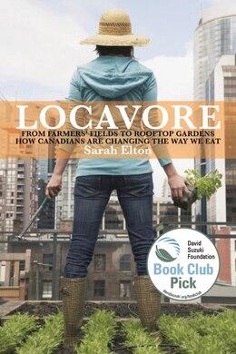 Book Locavore by Sarah Elton