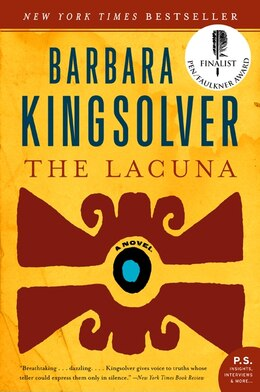 Book The Lacuna by Barbara Kingsolver