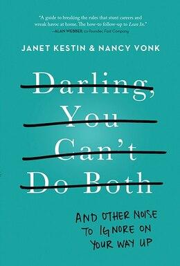 Livre Darling, You Can't Do Both de Janet Kestin