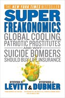 Book SuperFreakonomics by Steven  D. Levitt