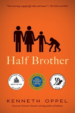 Book Half Brother by Kenneth Oppel