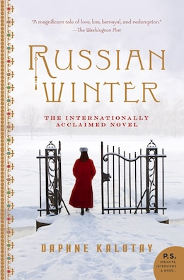 Book Russian Winter by Daphne Kalotay