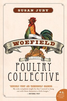 Book The Woefield Poultry Collective: A Novel by Susan Juby