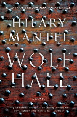 Book Wolf Hall by Hilary Mantel