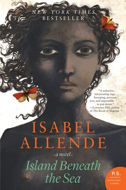 Book Island Beneath the Sea by Isabel Allende