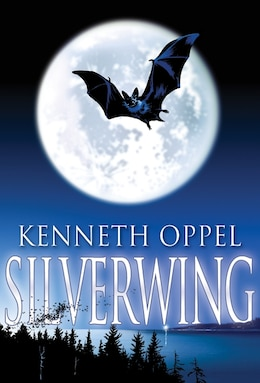 Book Silverwing by Kenneth Oppel