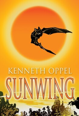 Book Sunwing by Kenneth Oppel