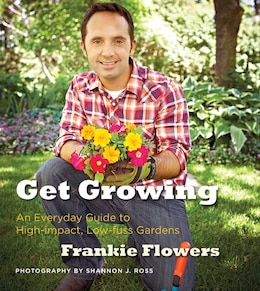 Book Get Growing by Frankie Flowers