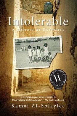 Book Intolerable by Kamal Al-solaylee