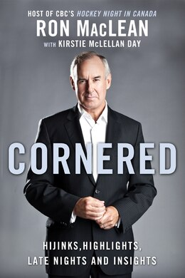 Book Cornered by Ron Maclean