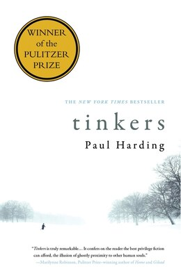Book Tinkers by Paul Harding