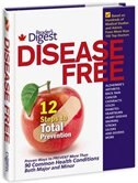 Disease Free: 12 Steps to Total Prevention