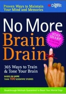 Book NO MORE BRAIN DRAIN by Digest Readers