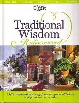 Book TRADITIONAL WISDOM REDISCOVERED by Digest Readers