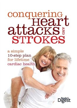 Book Conquering Heart Attack & Stroke: Your 10 Step Self-defense Plan by Digest Readers