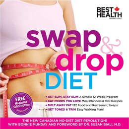 Book Swap & Drop Diet: The New Canadian No-Diet Diet Revolution! by Health Magazine Best