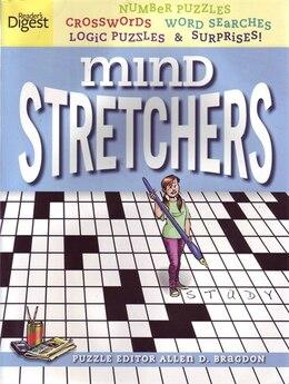 Book RD MIND STRETCHERS CORNFLOWER by Digest Readers