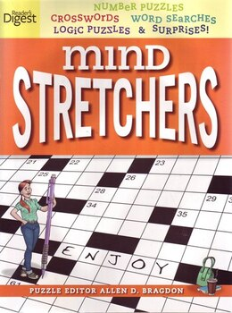Book RD MIND STRETCHERS CORAL by Digest Readers