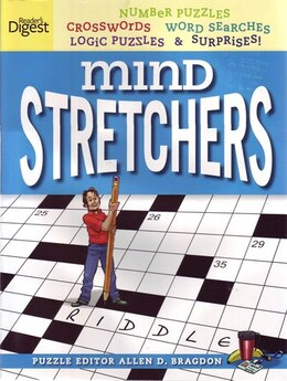 Book RD MIND STRETCHERS ROYAL by Digest Readers