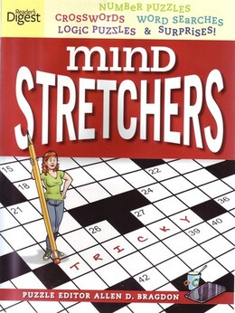 Book RD MIND STRETCHERS MAHOGANY by Digest Readers
