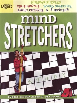 Book RD MIND STRETCHERS FERN by Digest Readers