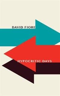 Book Hypocritic Days by David Fiore