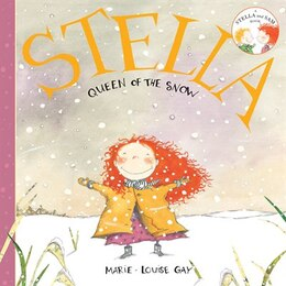 Book Stella, Queen of the Snow by Marie-Louise Gay